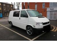 2002 VW Transporter T4 Campervan