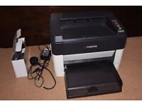Laser Printer with Toner