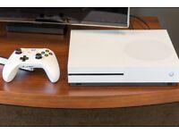 Xbox obe s white