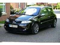 Renault Megane Renaultsport 2.0dCi Lux with Cup Chassis - Diesel hot hatch