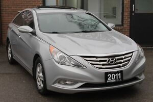 2011 Hyundai Sonata Limited *ONE OWNER   NO ACCIDENTS  LOADED*