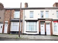 2 BED THORNABY TO RENT - JUST REFURBISHED, NEW CARPETS DSS ACCEPTED. TO LET THORNABY