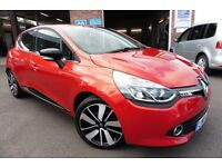 Renault Clio DYNAMIQUE S MEDIANAV ENERGY DCI S/S (red) 2015
