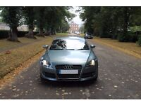 Audi TT 2.0T Coupe TFSI Manual 6 Speed (197bhp) Condor Grey