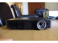 Optoma ML500 Ultra Portable LED DLP Projector (3000:1, 500 Lumens, 1280x800)