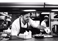 Chef de Parties and Junior Sous. Olive Liverpool