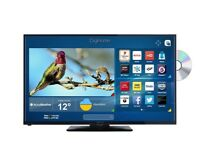 """Digihome 32HDDVDCNTD 32"""" HD T2 smart LED TV/DVD combi"""