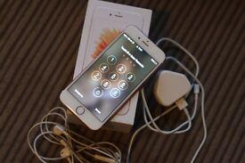 Iphone 6s 16 GB Rose Gold UNLOCKED