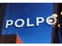 KITCHEN PORTERS for POLPO BRIGHTON