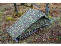 Dutch Army 1 man tent.