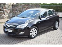 2010 VAUXHALL ASTRA EXCLUSIVE 1.7 DIESEL*3 MONTHS WARRANTY&BREAK DOWN COVER*NEW SERVICE*HIGH SPEC