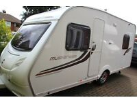 2010/2011 Sprite Musketeer TD 5 Berth inc Mover Awning *£2K of EXTRAS INCLUDED*