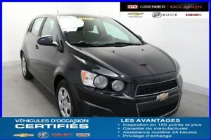 2014 Chevrolet SONIC LS *AIR CLIM*