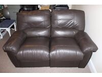 2 Seater Recliner for Sale.