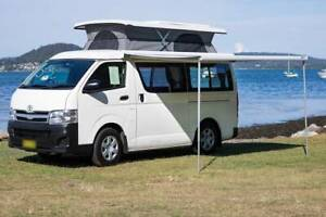 2014 Toyota Hiace Campervan Package - Build Your dream Campervan West Gosford Gosford Area Preview