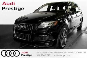 2015 Audi Q7 S-LINE ROTOR MAGS