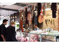 Sales assistants - full time - Brompton Food Market Cafe & Deli