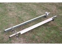 PEUGEOT EXPERT CITROEN DESPATCH - HEAVY DUTY ROOF BARS & MOUNTS