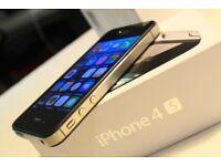 Apple iPhone 4s black 16g unlocked