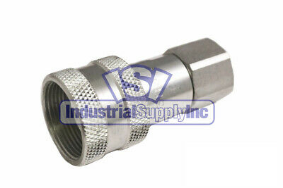 Quick Coupler Enerpac Interchange C 604 Style 38 Female Pipe Thread 3tf3