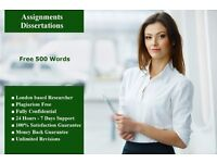 1-to-1 Tutor - Dissertation / Essay / Assignment / Coursework / SPSS / Writer / Proofread & Editing