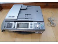 Printer - Barely Used - Box & Original items included - Brother MFC-680CN