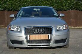2006 Audi A3 SE 1.9 TDI Silver (Long MOT)
