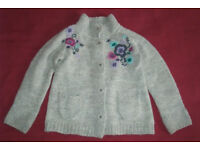 3-4 years old M&S Autograph cardigan