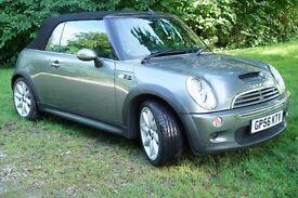 Mini Cooper S Convertible low Mileage
