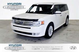 2011 Ford Flex SEL FWD 7 PASSAGERS! CUIR! 514-329-7777
