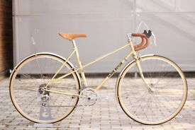 Claud Butler Majestic Mixte - vintage touring bike , reynolds 531 racing eroica racer commuter