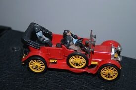 corgi toy Daimler no 9021 , 1910 Excellent condition and boxed.