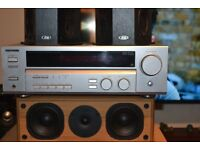 Kenwood Amp and Eltax Liberty 5 Speakers
