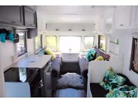 Caravan For Hire In West Sussex - Available For Holidays & Festivals
