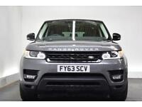 LAND ROVER RANGE ROVER SPORT 3.0 SDV6 HSE DYNAMIC 5d AUTO 288 BHP (grey) 2013