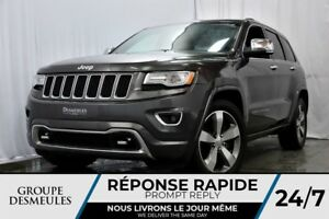 Jeep Grand Cherokee OVERLAND + WOW **VENDU**
