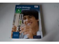 AQA Biology A Level Year 1 & 2 Student Book