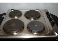 HotPoint Hob Model E604X in excellent condition - Top Cooker - Stove/hot plate