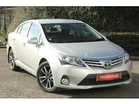 Toyota Avensis D-4D ICON (silver) 2014-10-24