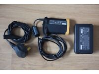 Original Canon AC-E4 AC ADAPTER + DC Coupler DR-E4 for EOS 1D Mark III, 1Ds Mark II,I 1D Mark IV