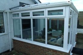 double glazed window units 2940mm long 1500mm high
