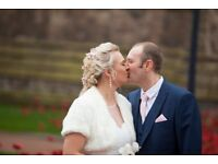 Affordable Wedding Photographer - Prices from £250