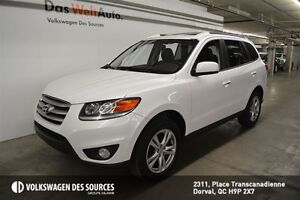 2012 Hyundai Santa Fe LIMITED,NAV,FULLY LOADED!