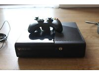 XBox 360 250GB/Go with 5 Populer games and controller