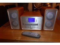 "PURE CD40 ""LEGATO"" DAB/FM/CD AUDIO SHELF SYSTEM"