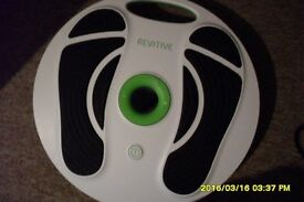 REVITIVE CIRCULATION BOOSTER FOR LEGS AND FEET