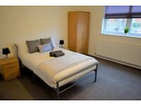 🏠 Newly Refurbished En Suite Rooms to rent in Mansfield Available Room to let 🏠