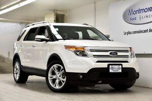 2015 Ford Explorer Limited 4X4 STATIONNEMENT ACTIF