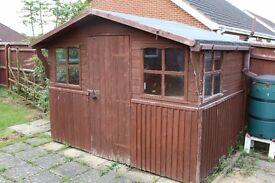 Used Garden Summer House