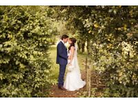 £250 Spring Sale! & £200 off! Wedding Photographer & Videographer Couple in Kent